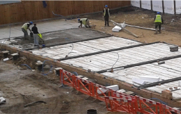 Site Preparation<br/> and Void